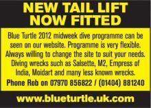 Blue Turtle Dive Charters Ltd