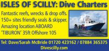 Dive Scilly