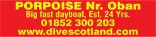 Dive Scotland