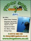 Frogsborn Diving Centre