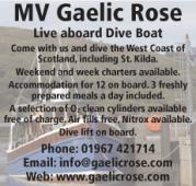 MV Gaelic Rose