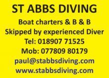 St Abbs Diving