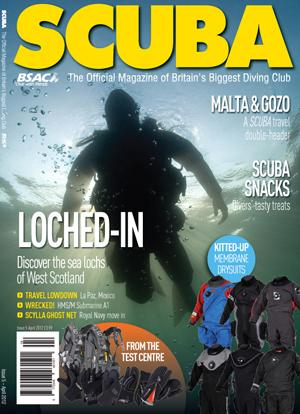 SCUBA issue 5 - April