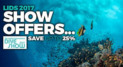 LIDS 2017 special offers