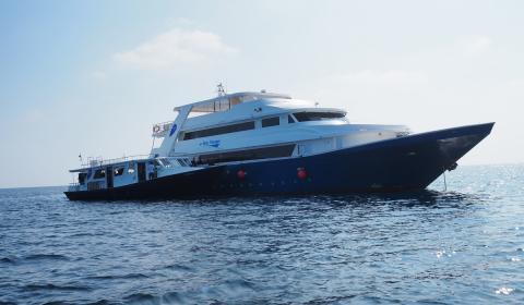 Maldives blue o two