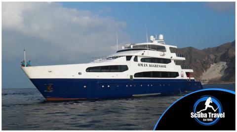 Scuba Travel Oman Aggressor Boat