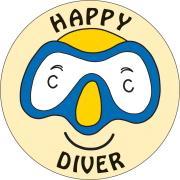 Happy Diver logo