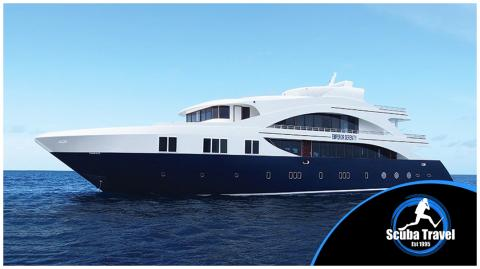 Scuba Travel Emperor Serenity Boat